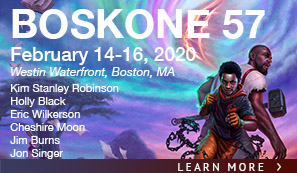 Boskone Banner